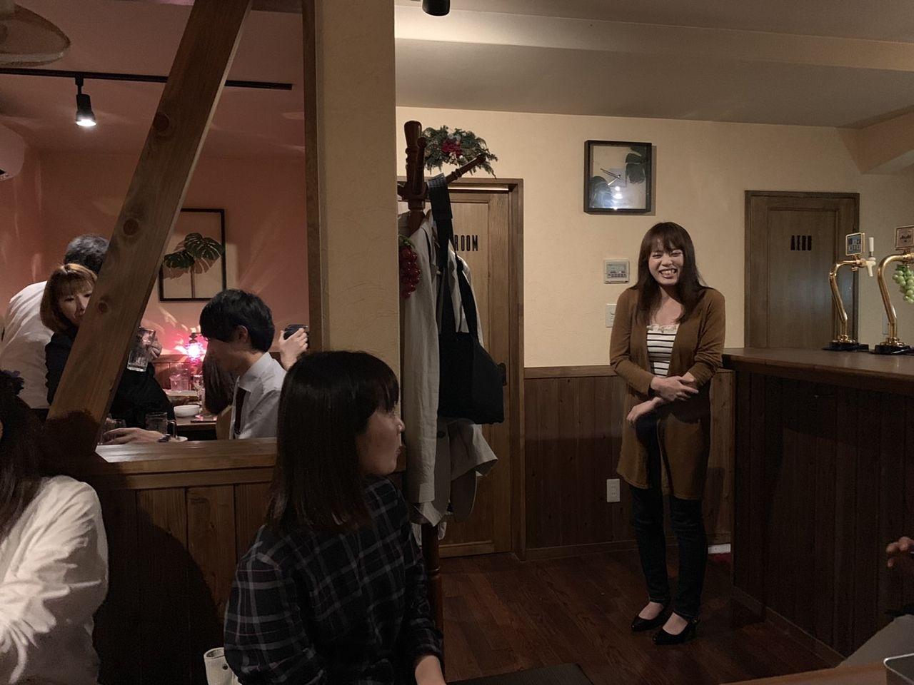 新入社員の宮﨑さん