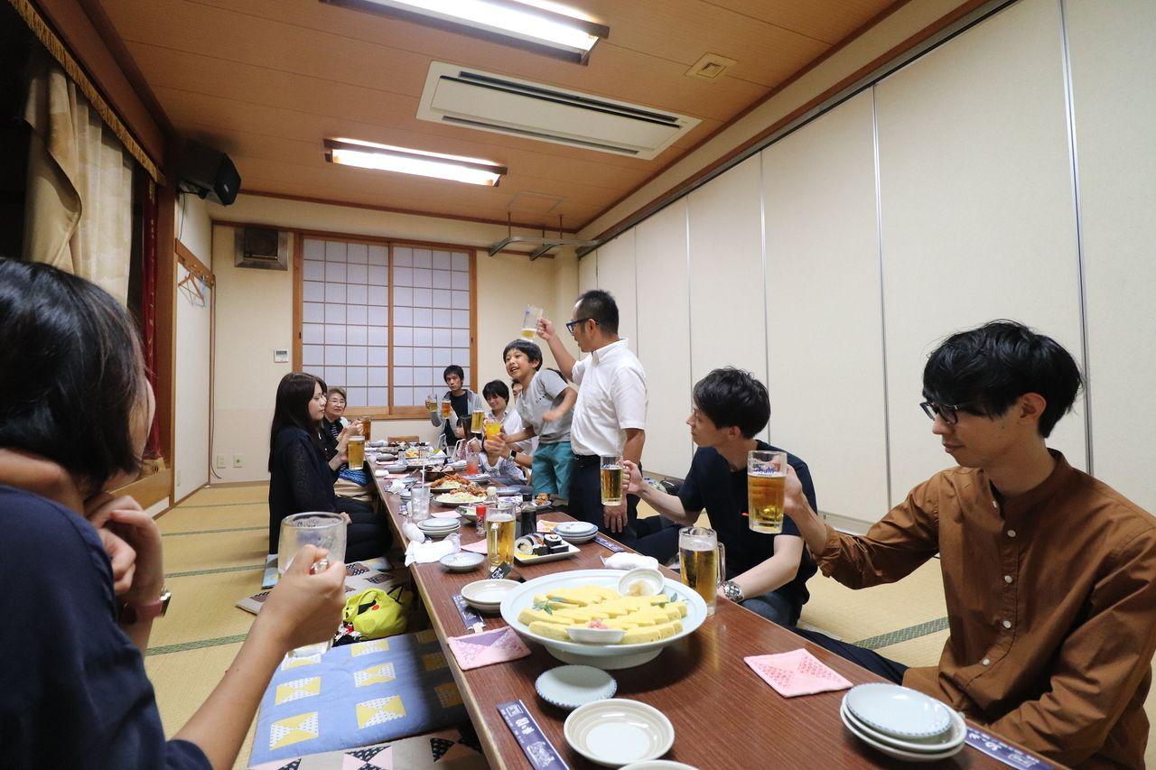 ヤマモト地所 11周年記念パーティー開催