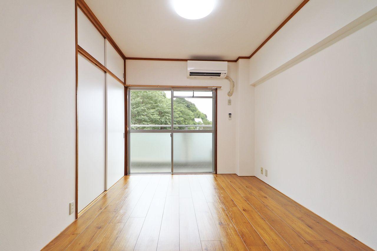 6畳 洋室 コーポ四万十2号館 402号室