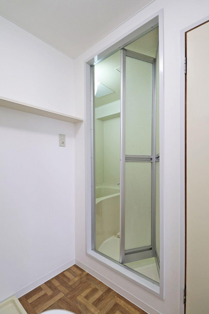 浴室ドア コーポ四万十2号館 402号室