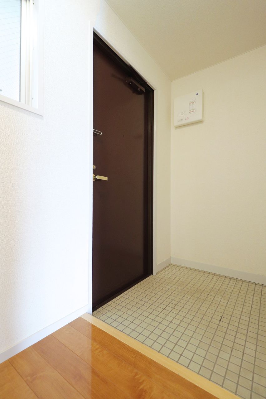 玄関 コーポ四万十2号館 402号室