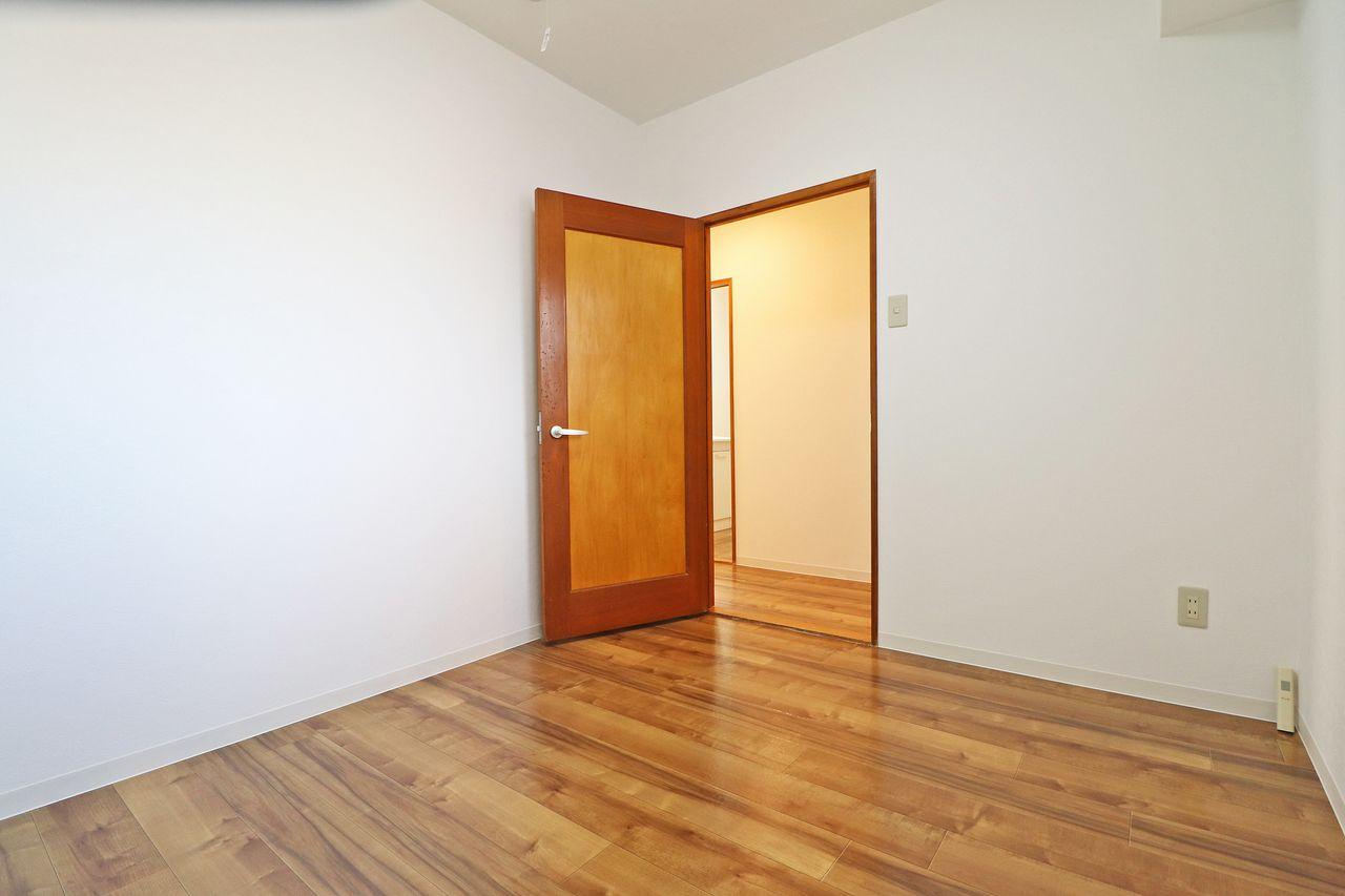 四万十市 マンション コーポ四万十1号館 302号室 北側洋室4.7畳