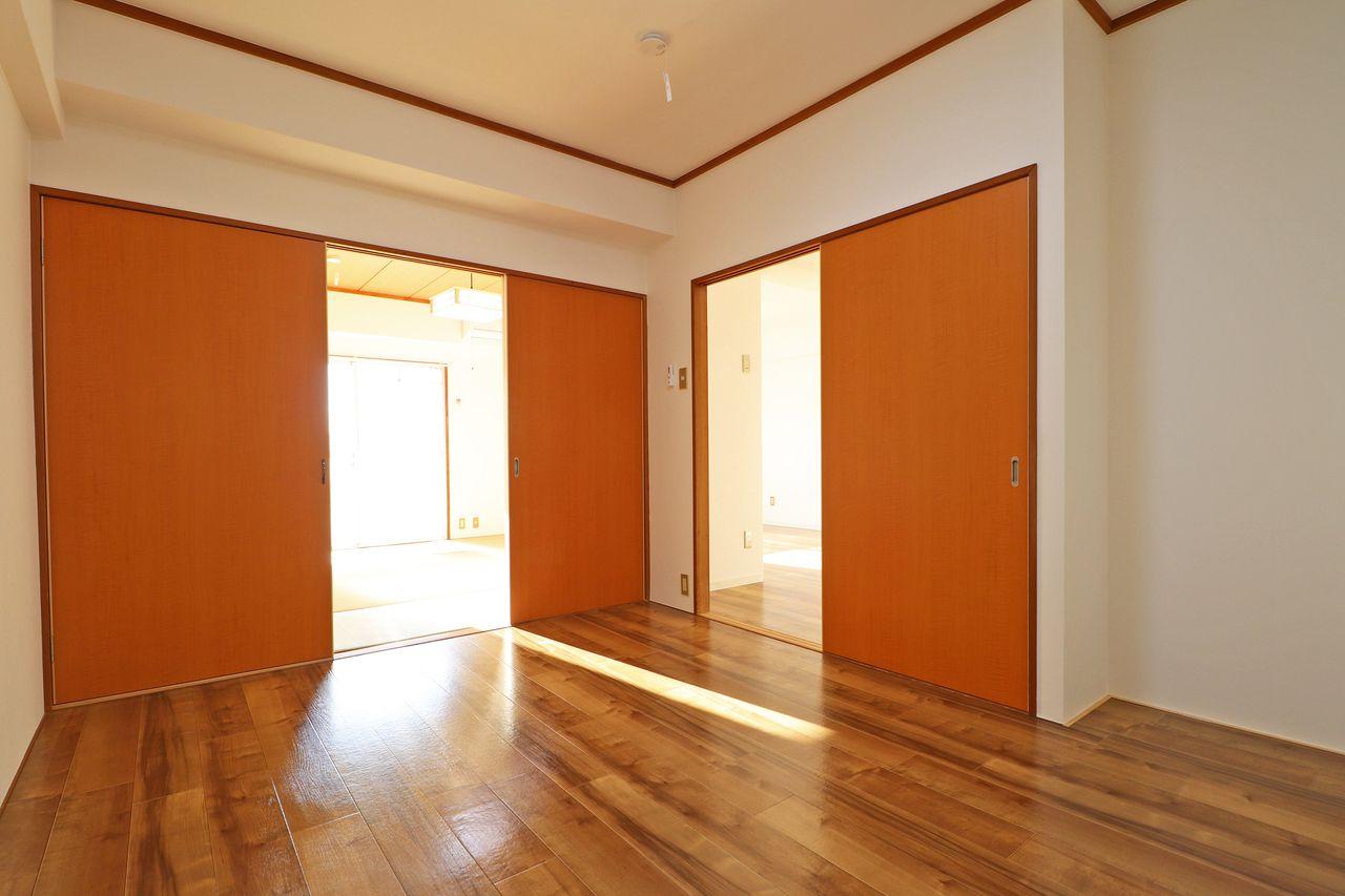 四万十市 マンション コーポ四万十1号館 302号室 洋室