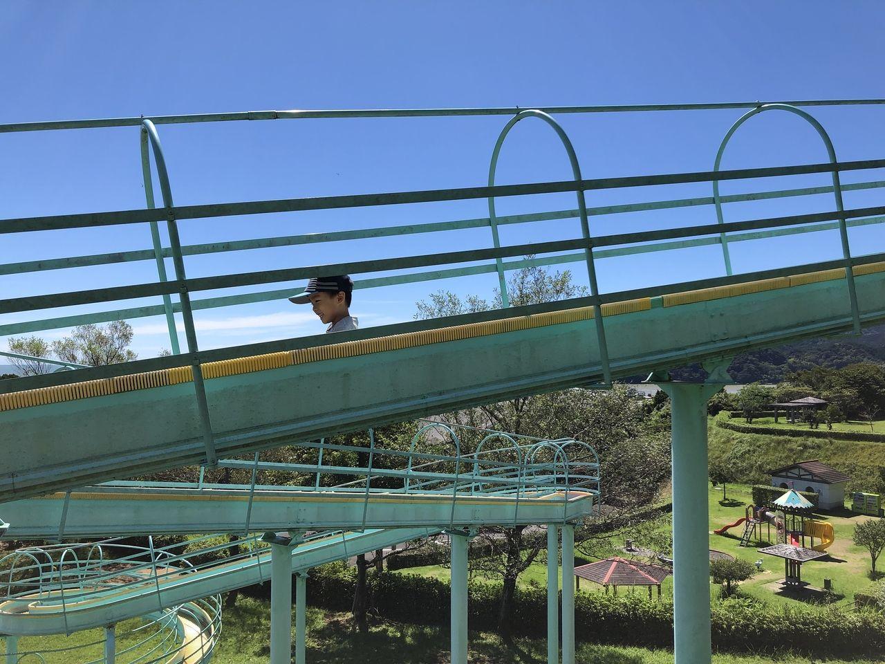 四万十市から子供とお出かけ 下田公園