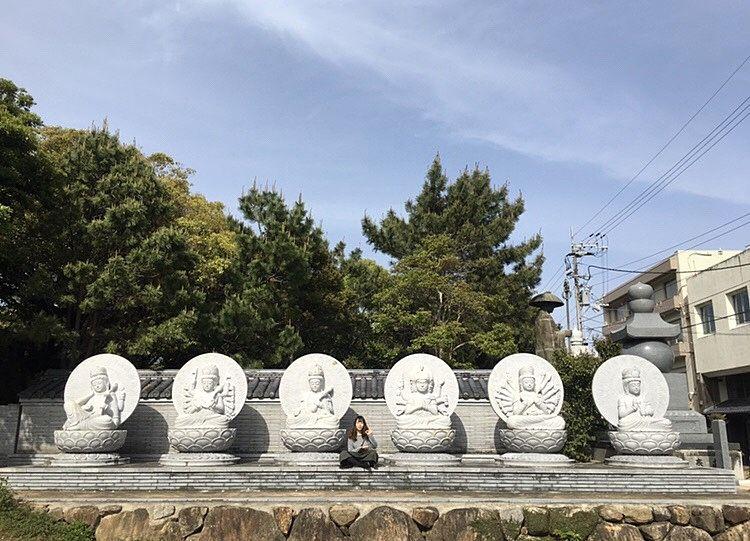 2年前に行った金剛福寺