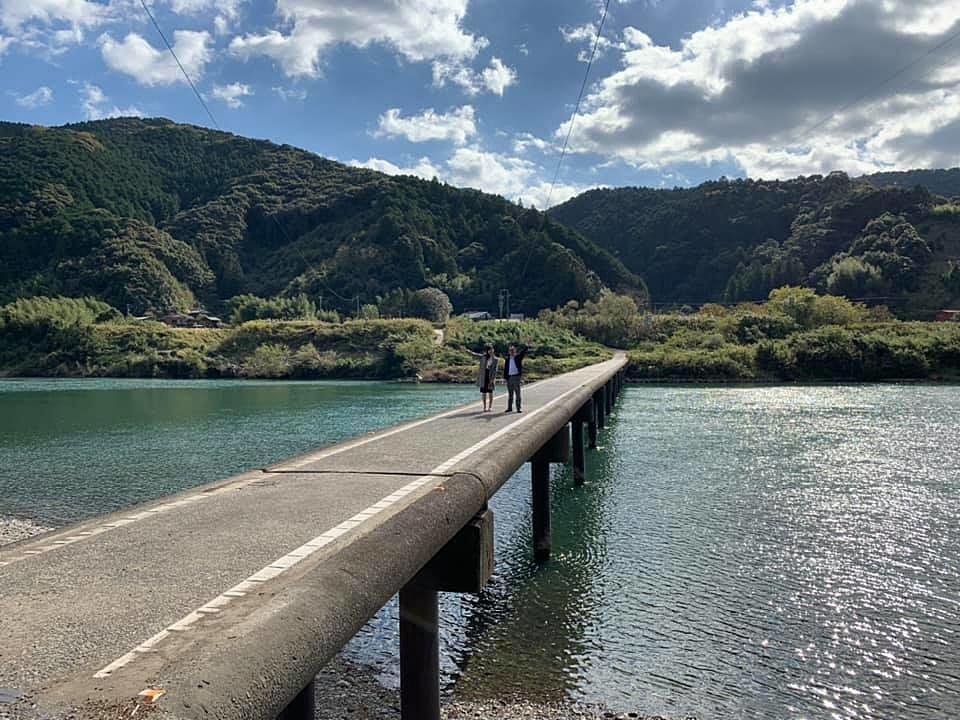 四万十川 沈下橋
