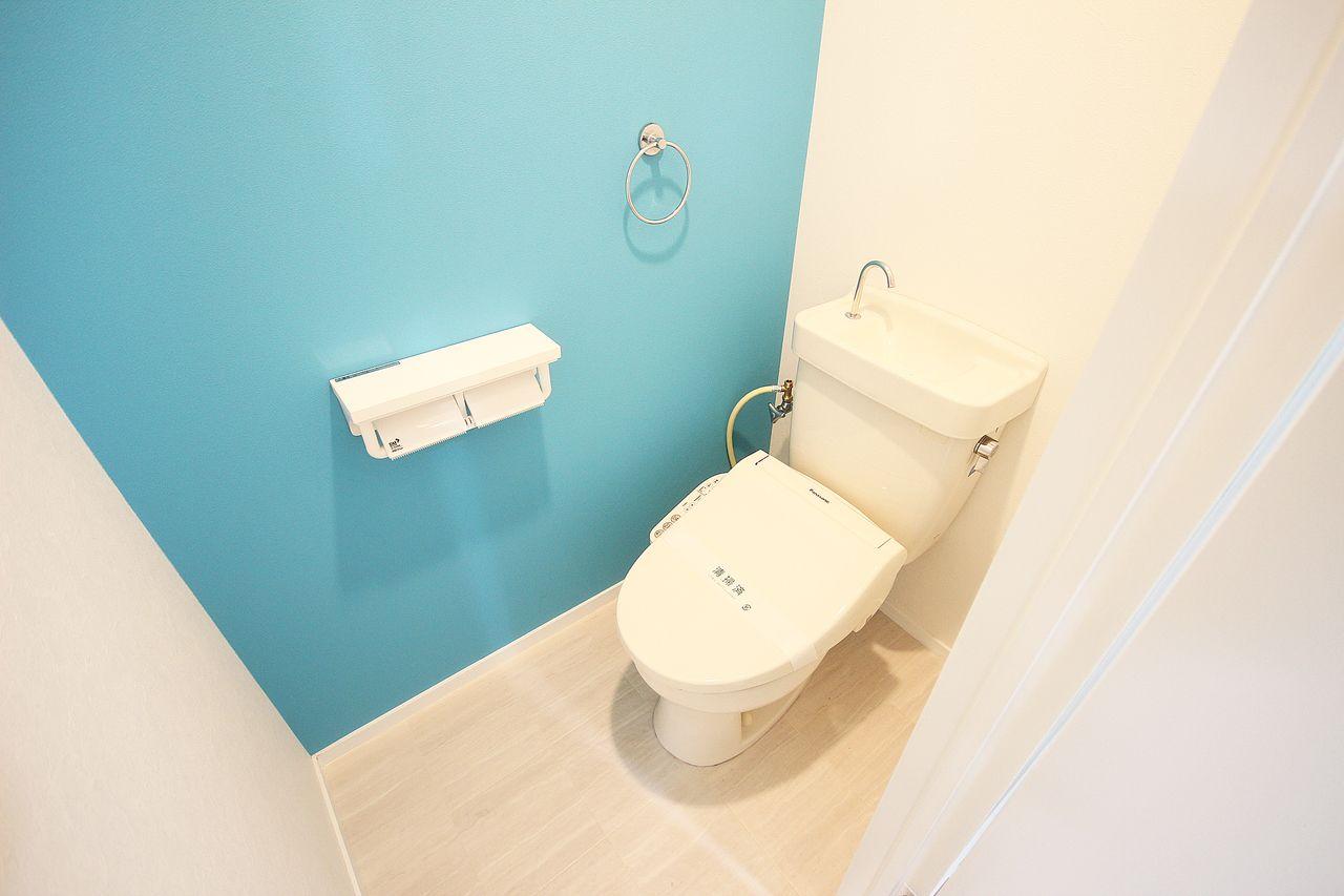 四万十市具同 SAKURAS具同 トイレ