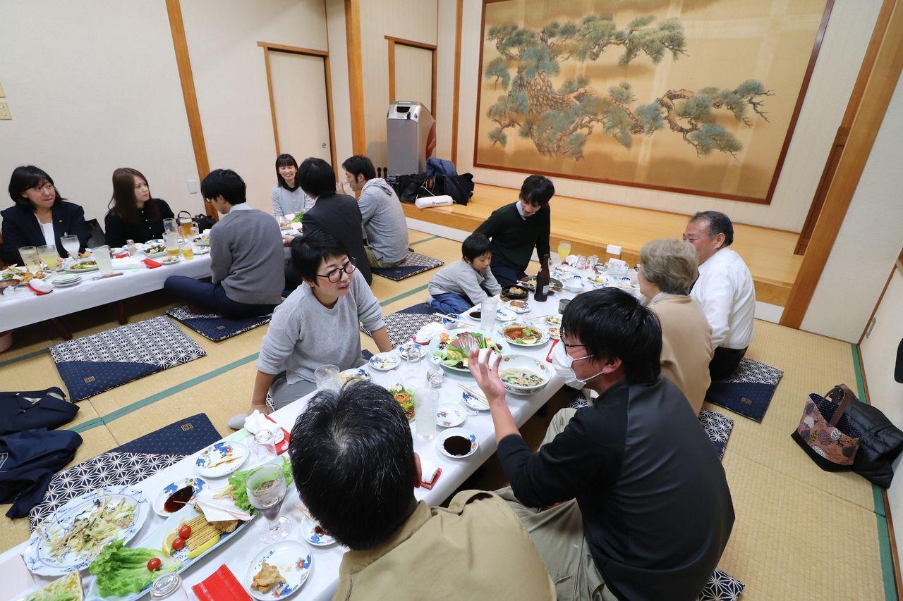 ヤマモト地所の新年会