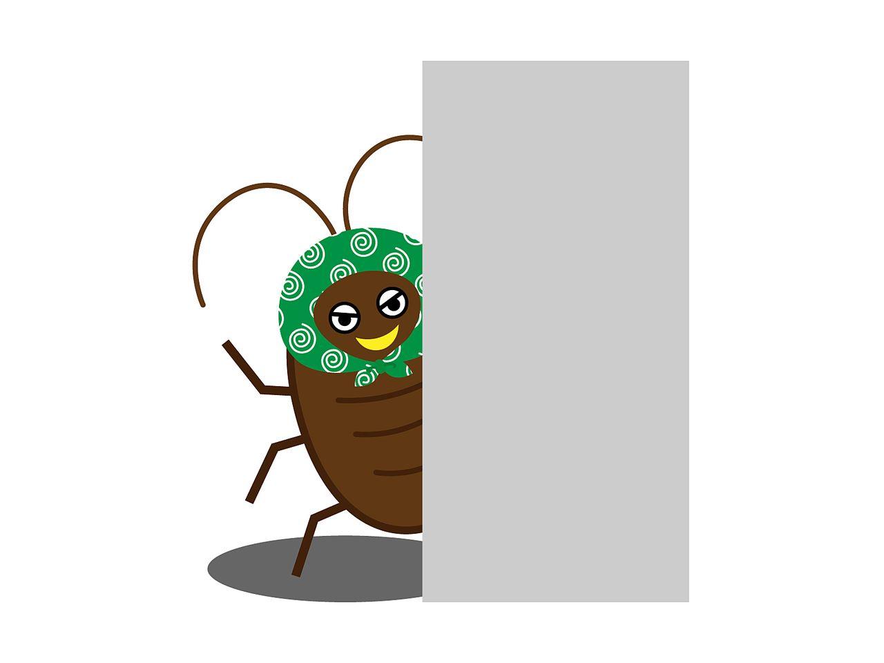 ゴキブリの侵入口は「隙間」から!