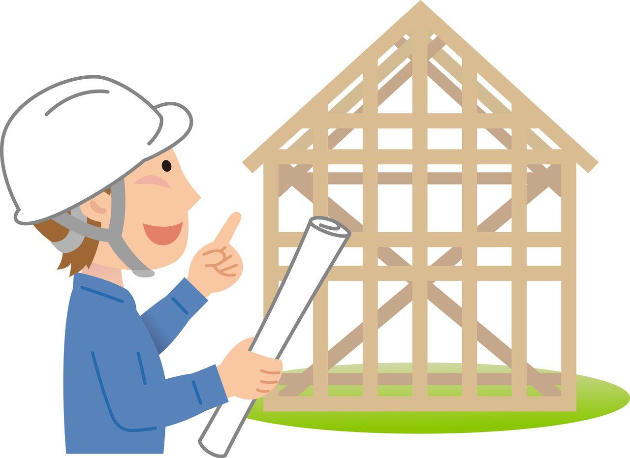 住宅が建築できる土地