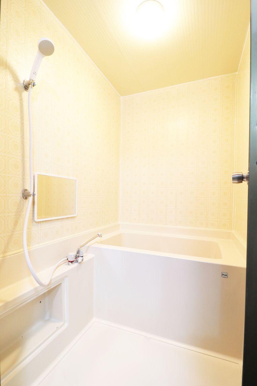 浴室(ハーフユニット) コーポ四万十1号館502号室