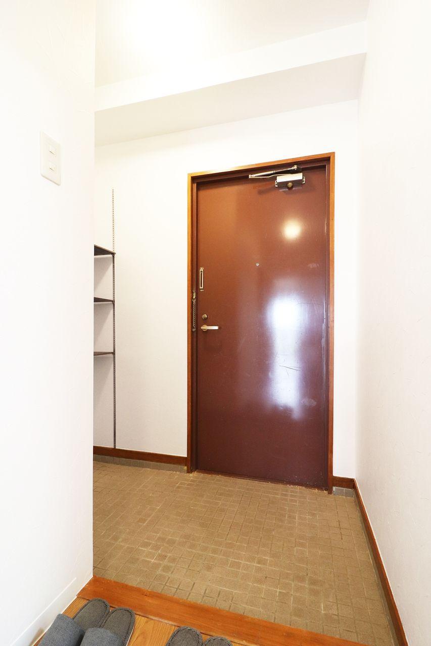 玄関 コーポ四万十1号館502号室