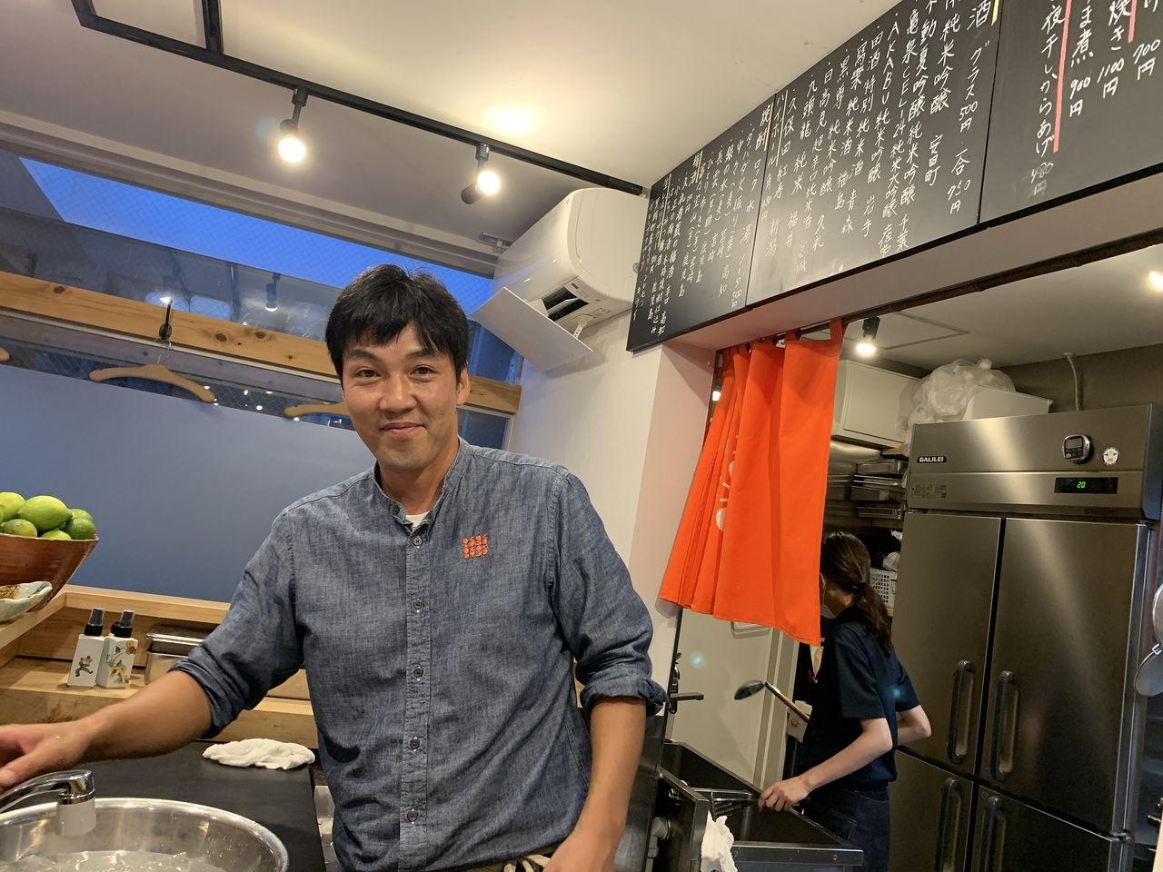コの字サカバmihokiのオーナーの写真