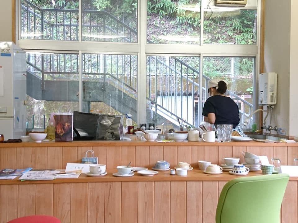 Tea Room こもれび