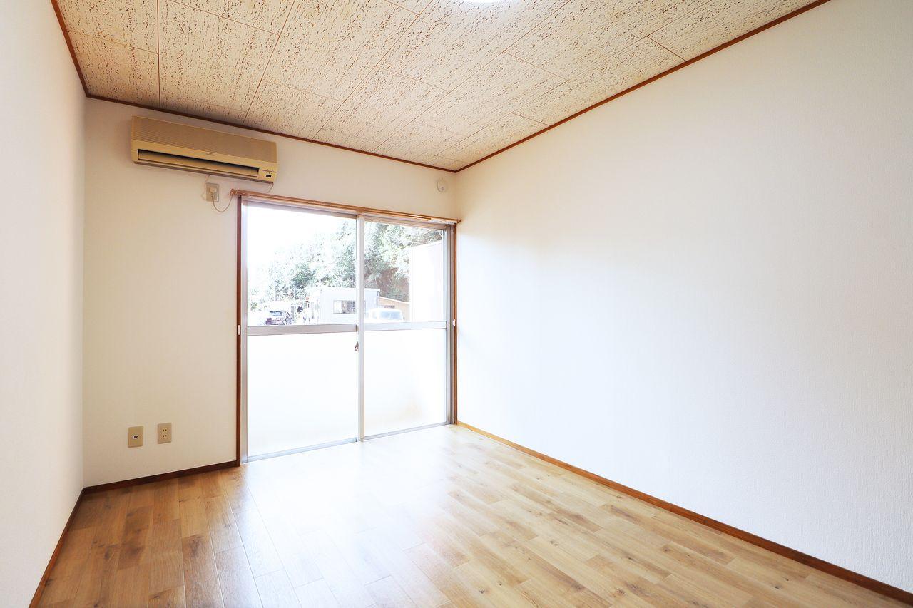 タイガーハイツ13号室の室内の画像です