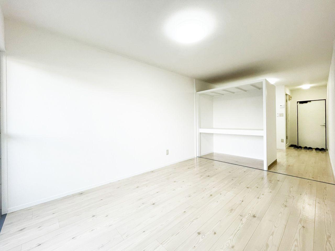 タイガーハイツ37号室の洋室の画像です