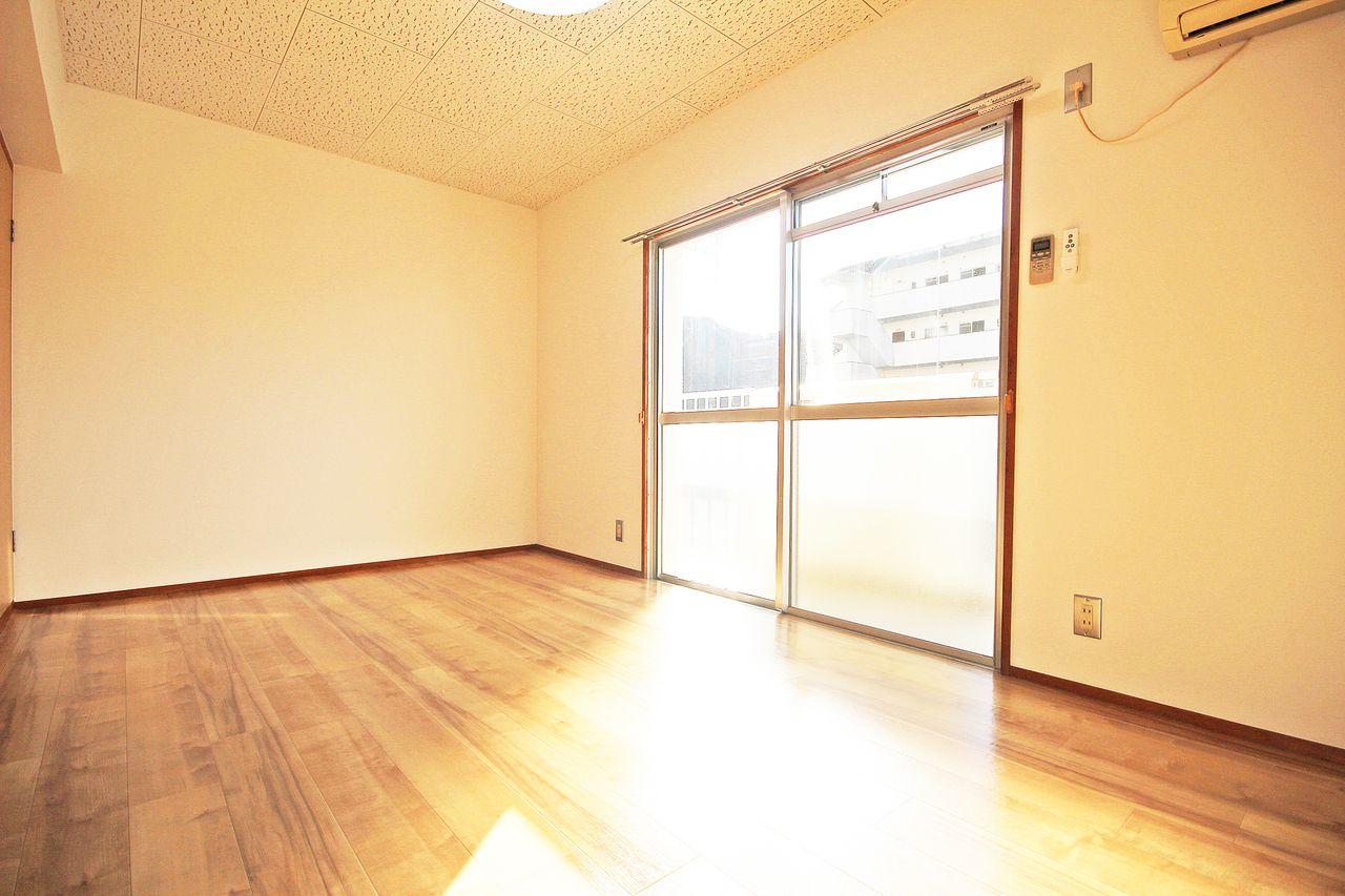レジデンス今城2号館 2Kの部屋