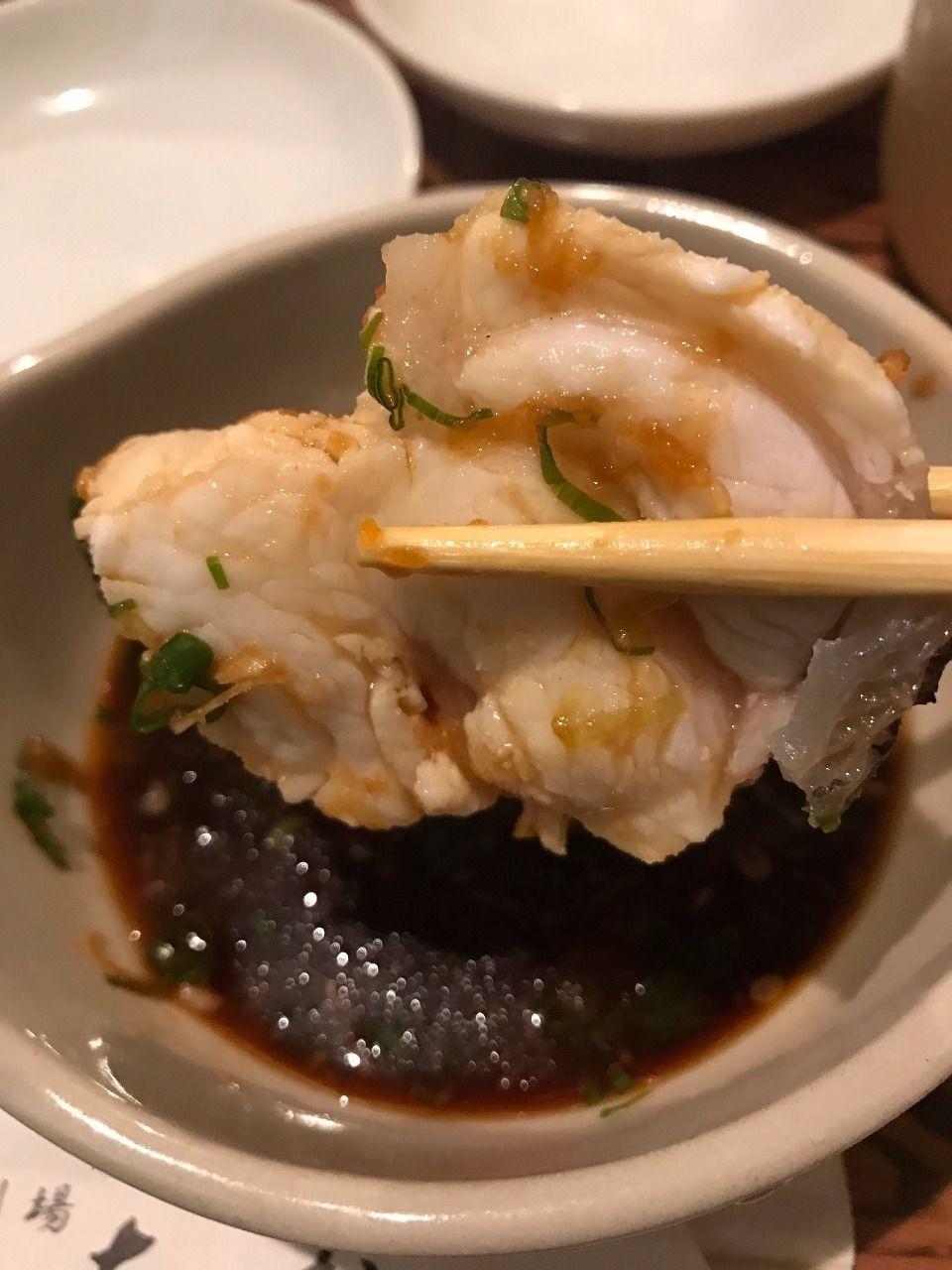 四万十市の居酒屋ちかで、天然本クエ鍋を食べてきました