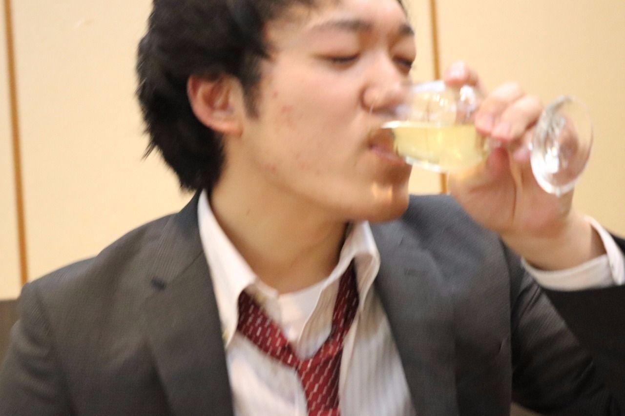 まだまだ飲みます!!