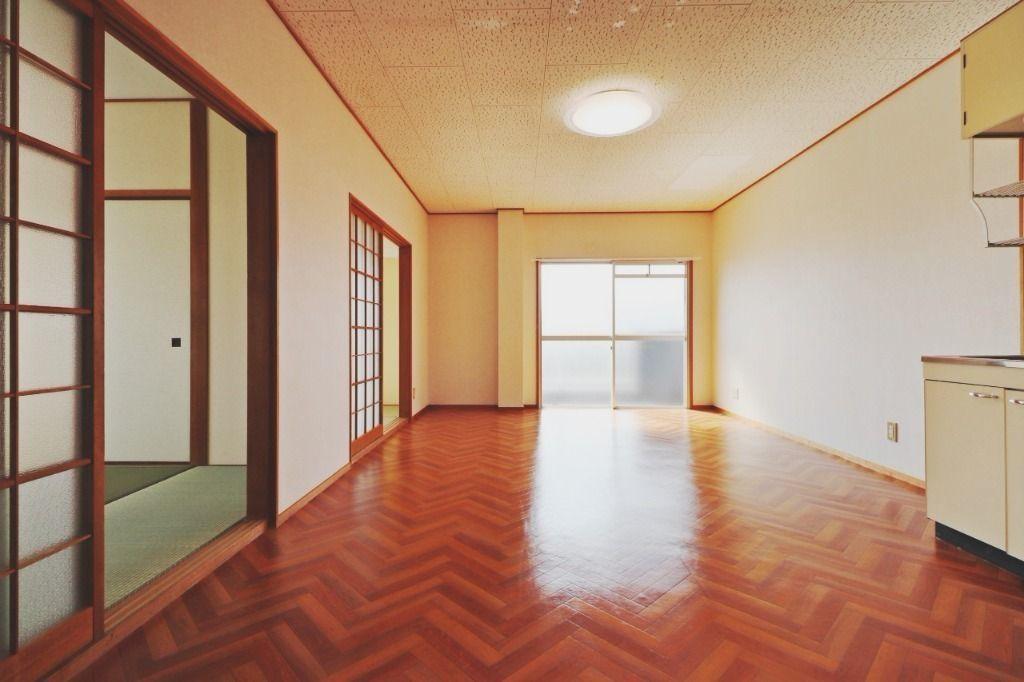 残り一室!リノベーションマンション、松本コーポ!