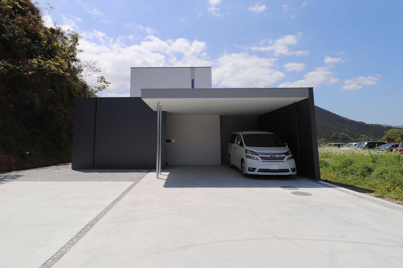 4Box house 四万十市で建築家と建てた家