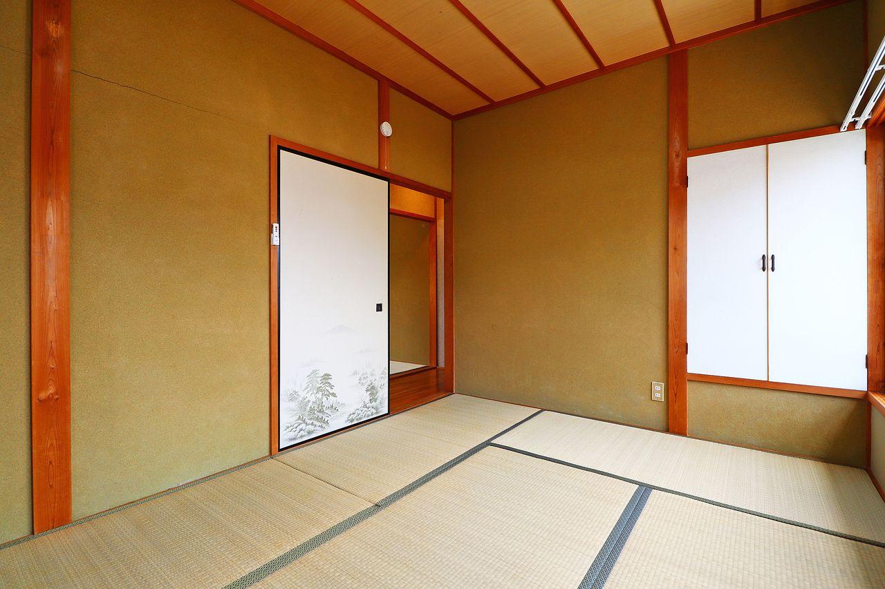 黒田アパート 2階