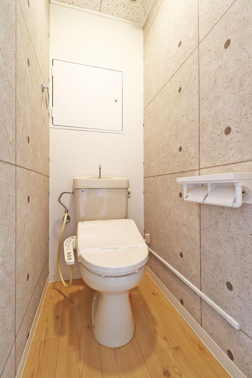 レジデンス今城 トイレ