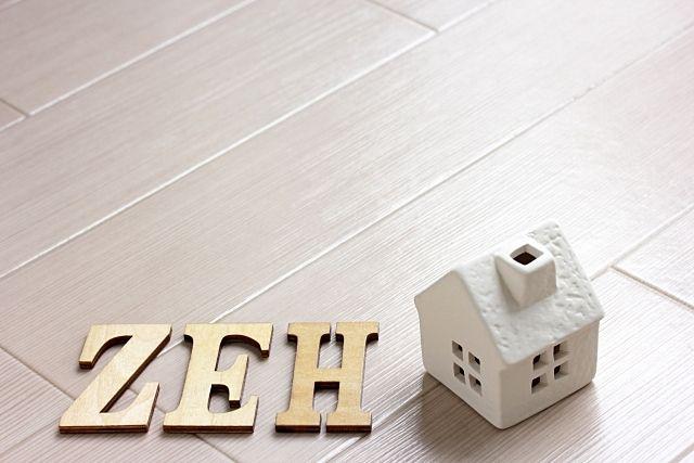 高性能なZEH使用の住宅イメージ画像