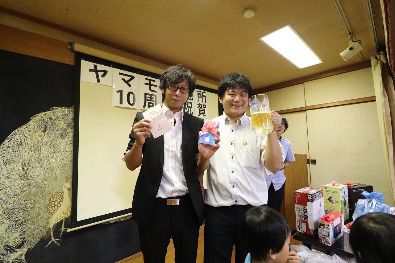池田さんはiTunesカード