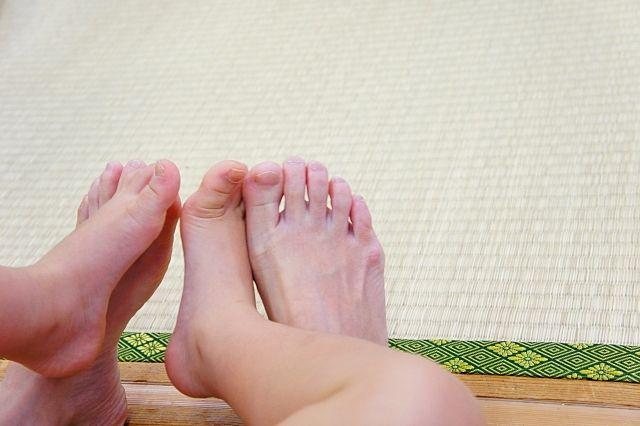 畳の防音効果で、お子様の足音が下の階に響くのを軽減!