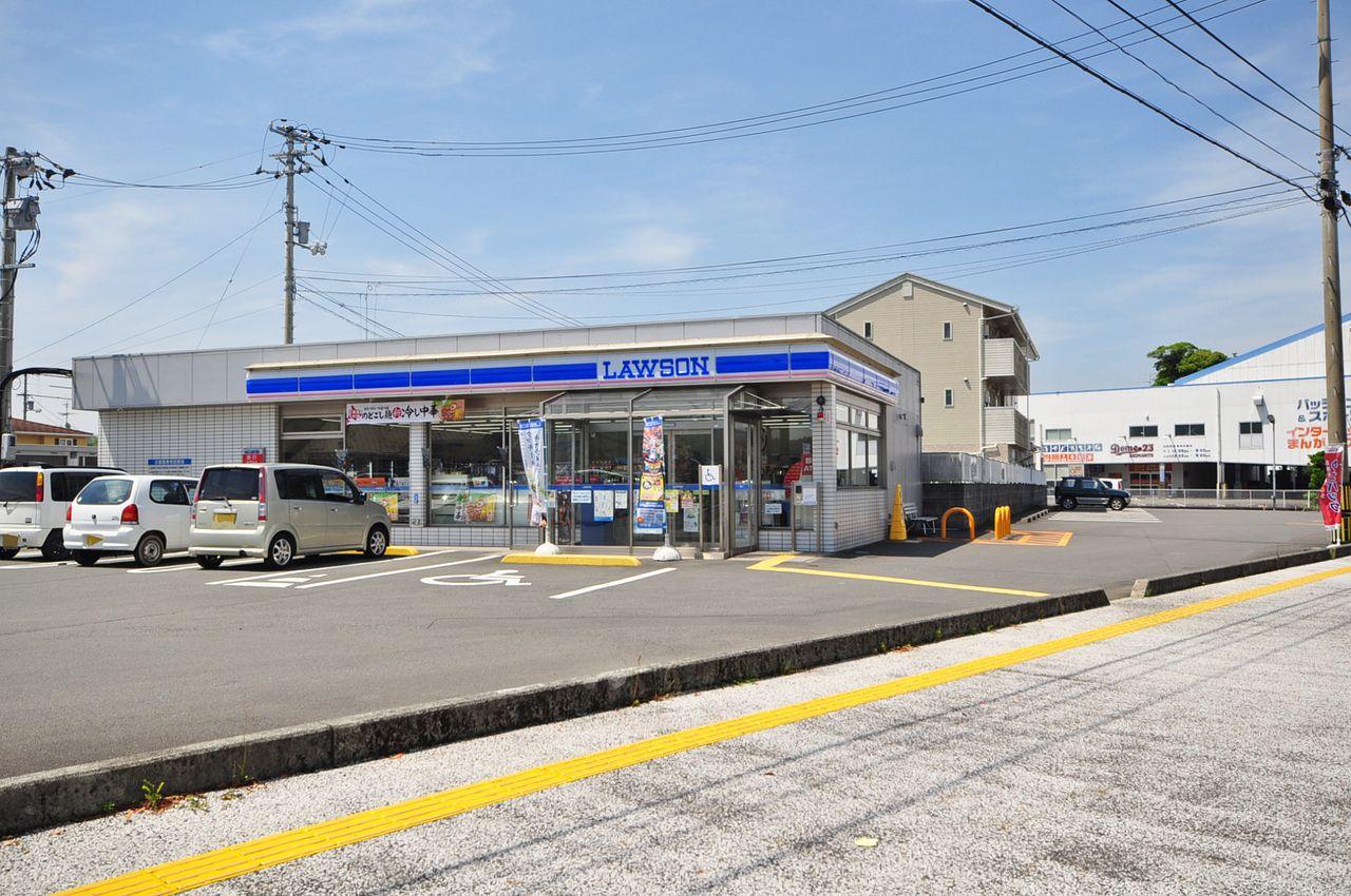 ローソン四万十古津賀三丁目店 約280m 徒歩4分